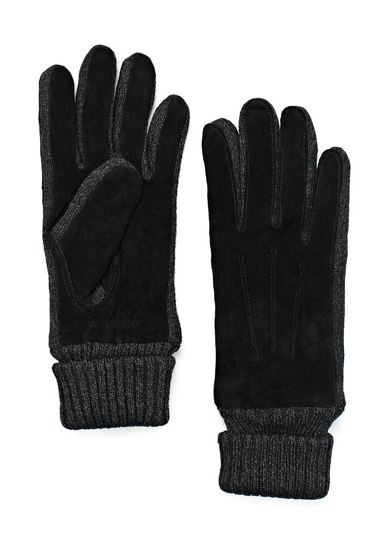 Женские перчатки Modo Gru MKH 04.62 women's black/d.grey