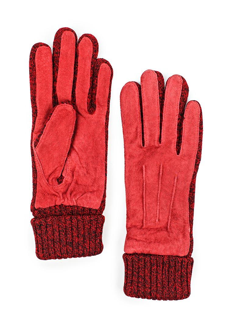Женские перчатки Modo Gru MKH 04.62 women's red