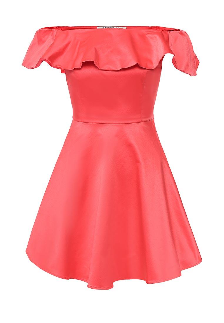 Платье-мини Morgan 171-RTOP.N