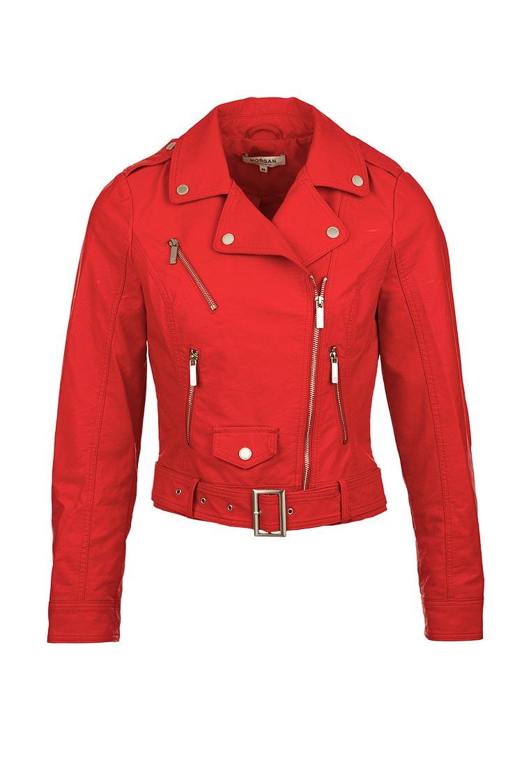 Кожаная куртка Morgan 171-GARY.N