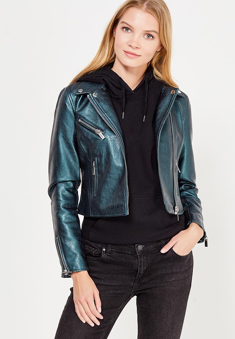 Кожаная куртка Morgan 172-GSCA.P