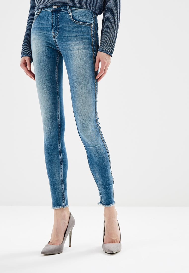 Зауженные джинсы Morgan 181-PGALO.P