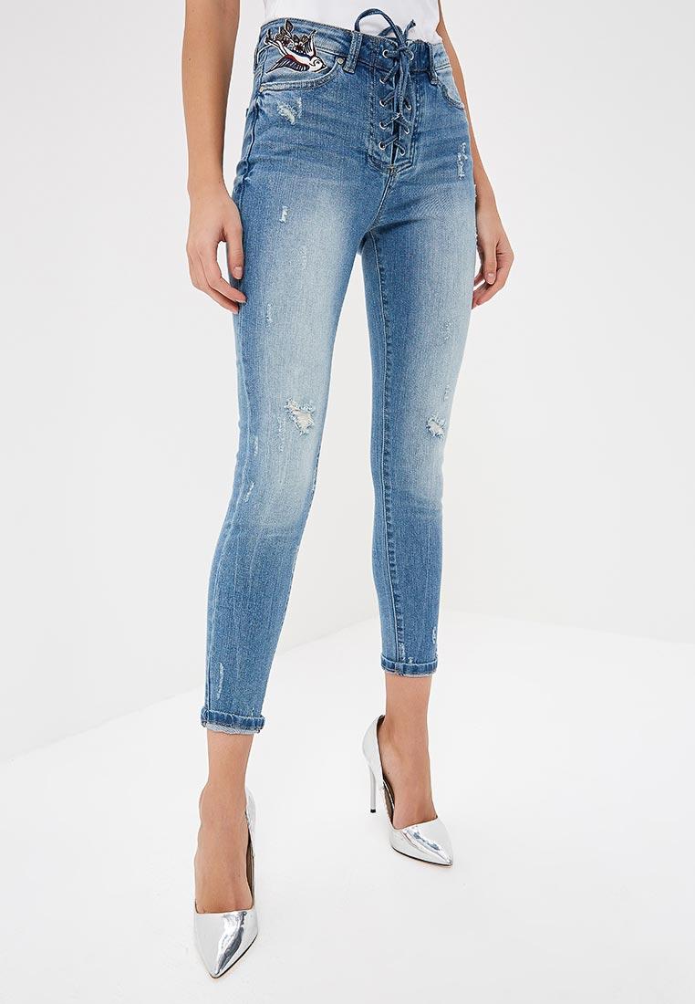 Зауженные джинсы Morgan 181-PBIRD.P