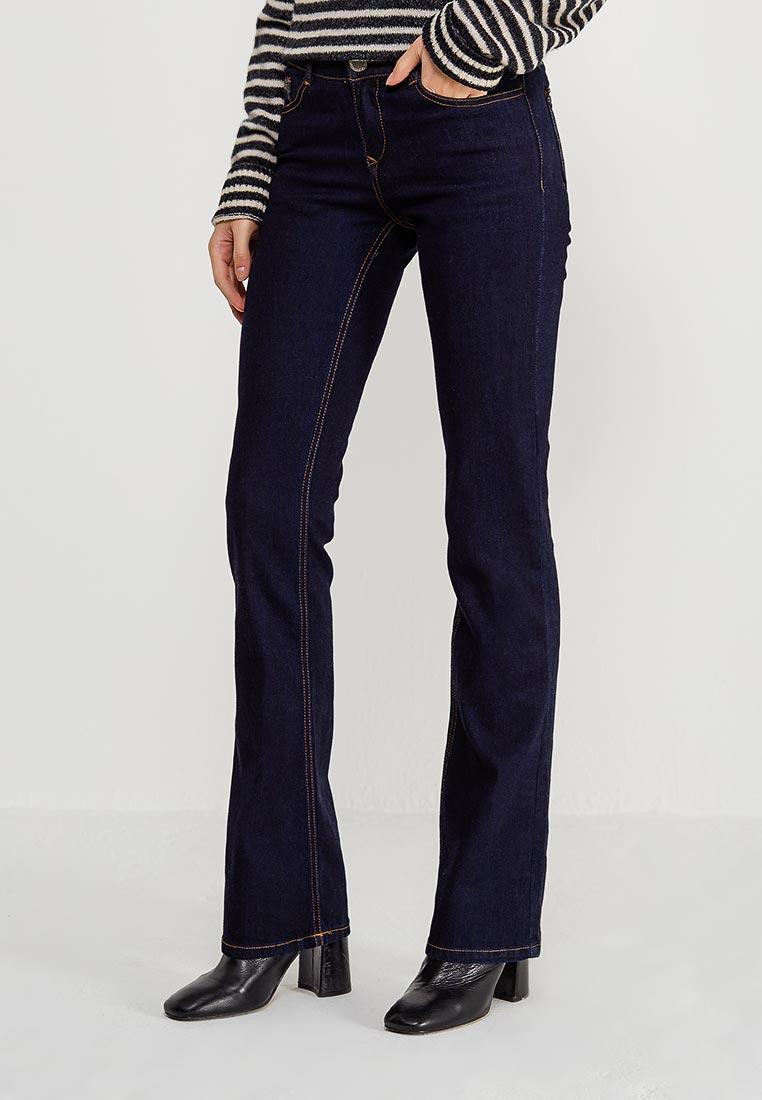 Широкие и расклешенные джинсы Morgan 161-PJAB.N