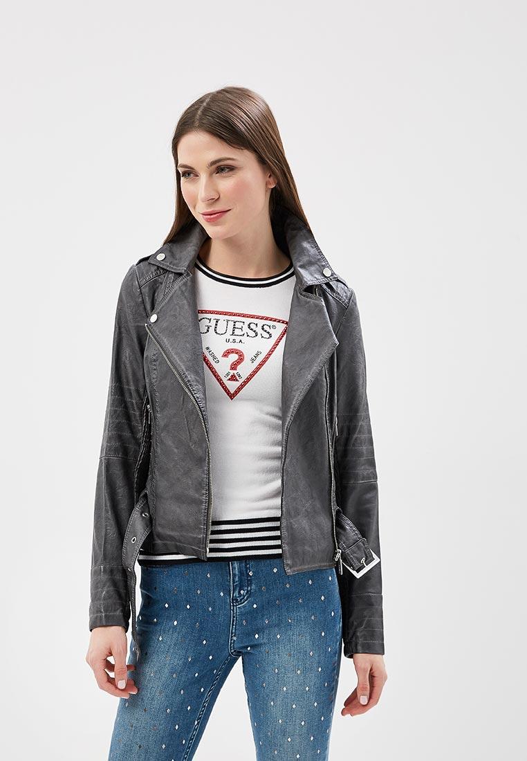 Кожаная куртка Morgan 141-GONO.N