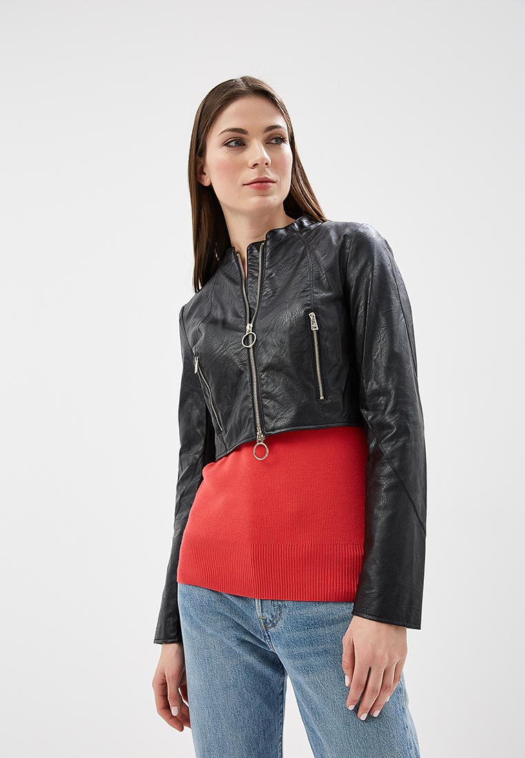 Кожаная куртка Motivi (Мотиви) P8R308Q001RE