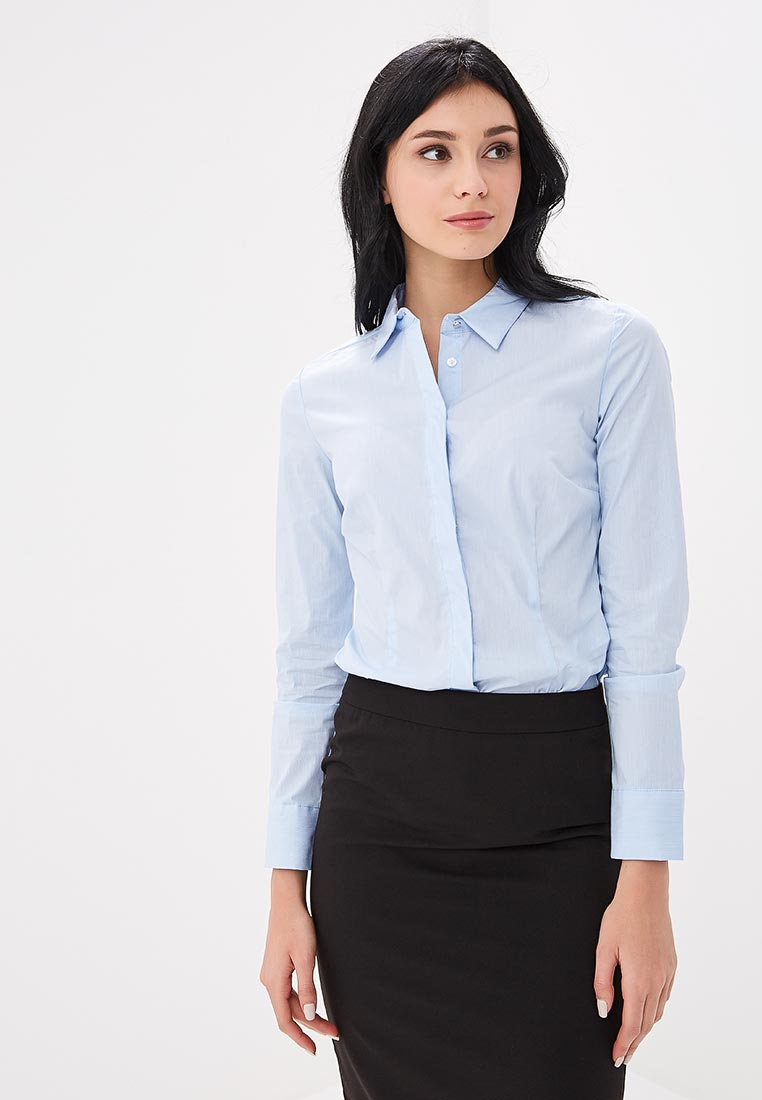 Женские рубашки с длинным рукавом Motivi (Мотиви) P85301Q002W4