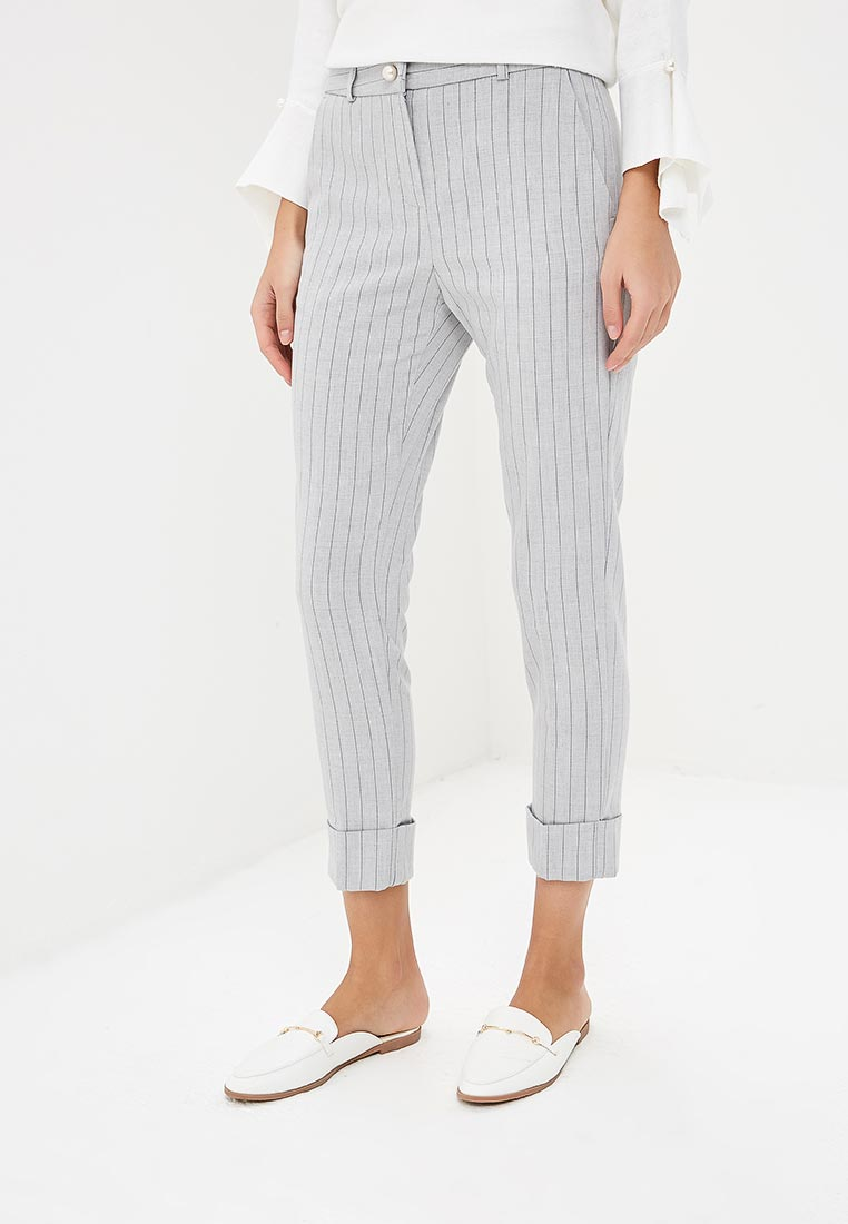 Женские зауженные брюки Motivi (Мотиви) P8P021Q0619Z