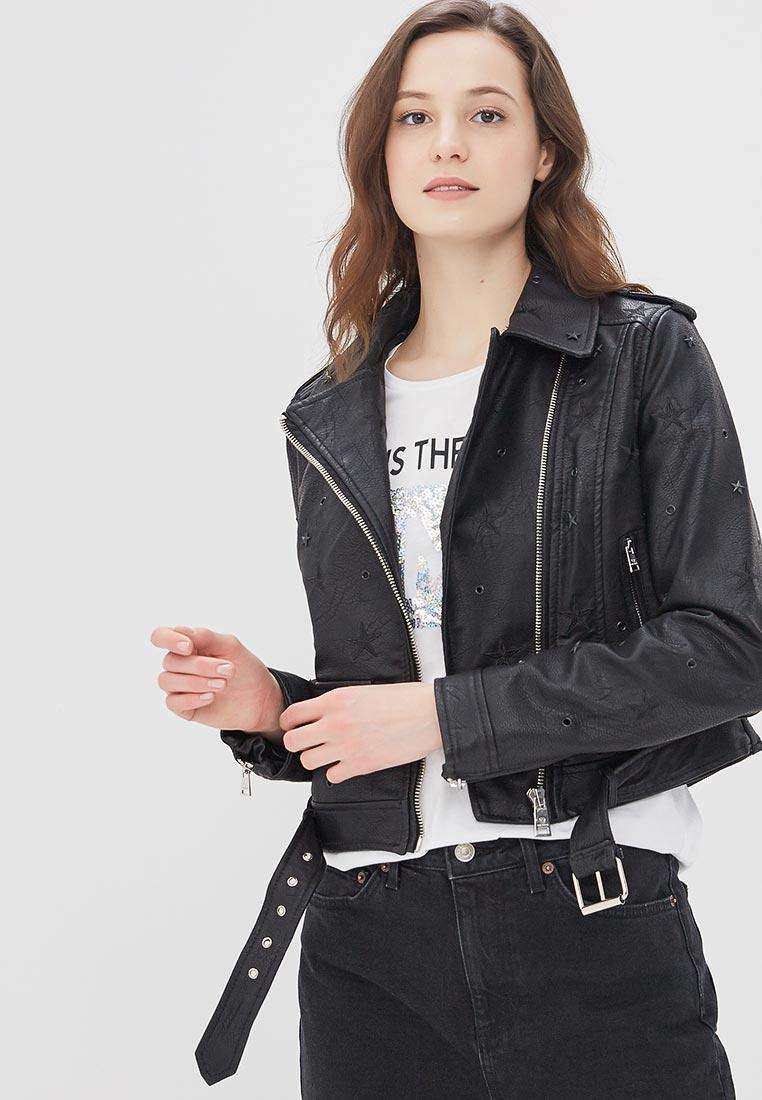 Кожаная куртка Motivi (Мотиви) P8R315Q003RE