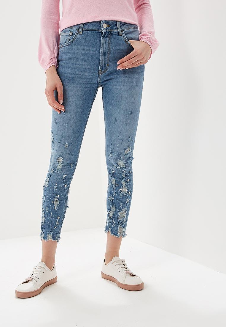 Зауженные джинсы Motivi (Мотиви) P8P434Q0563J
