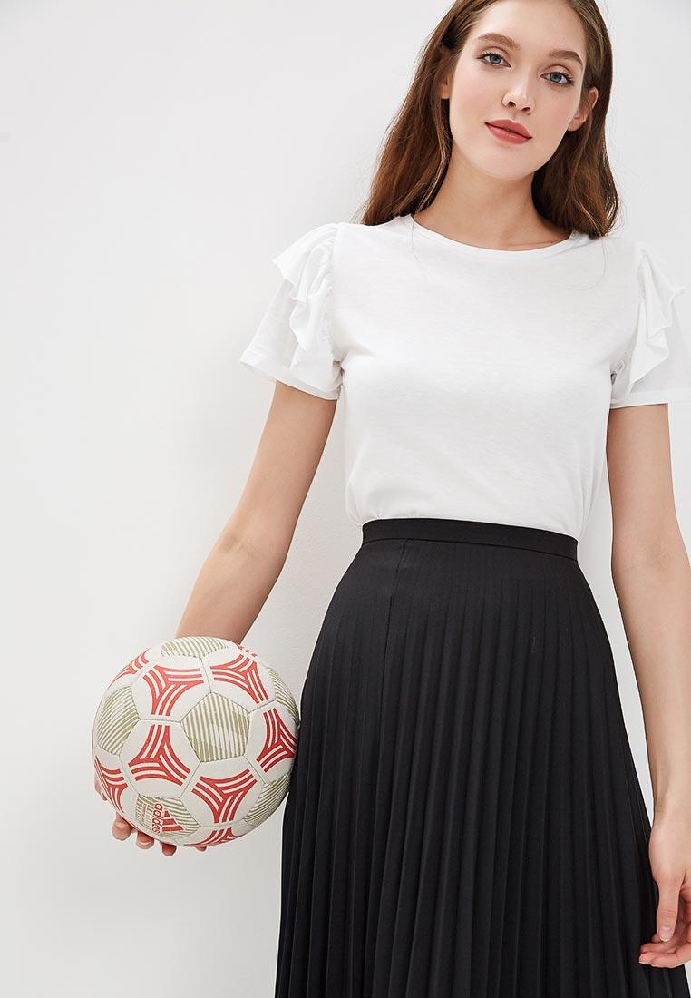 Футболка с коротким рукавом Motivi (Мотиви) P8G381W097WG