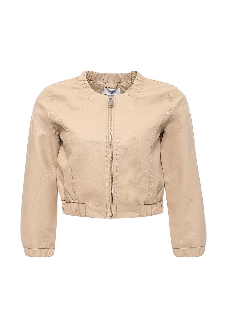 Кожаная куртка Motivi (Мотиви) P7R367Q000W6