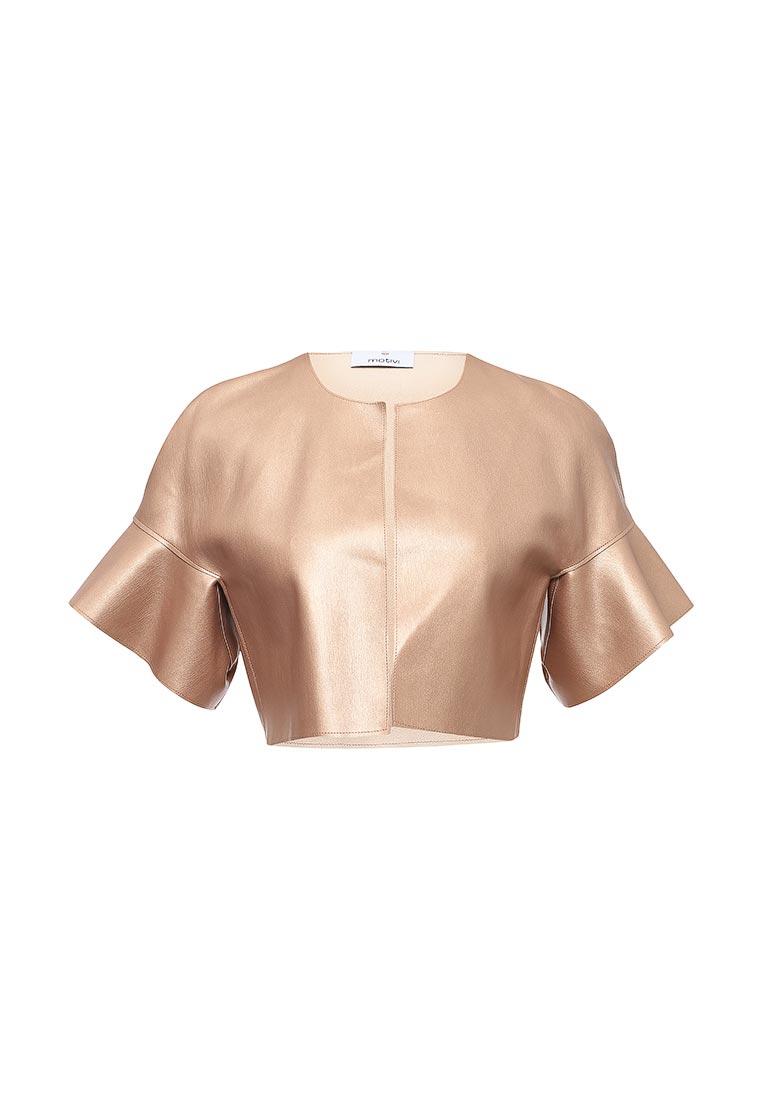 Кожаная куртка Motivi (Мотиви) P7R154W0049E