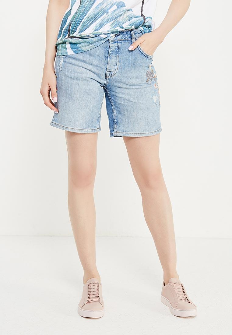 Женские джинсовые шорты Motivi (Мотиви) P7P536Q0044J