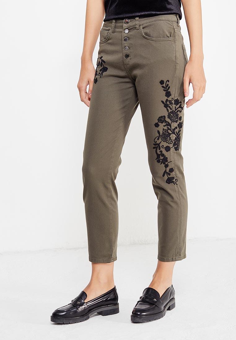 Женские зауженные брюки Motivi (Мотиви) I7P188Q0009J