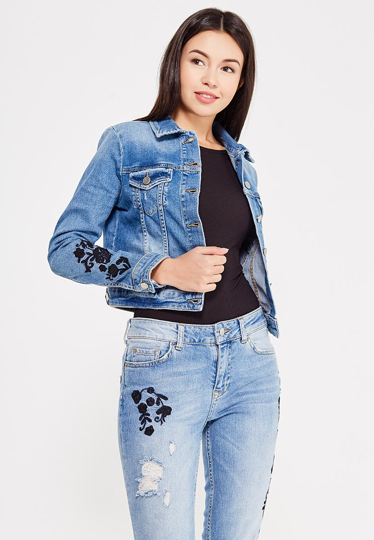 Джинсовая куртка Motivi (Мотиви) I7R496Q0057J