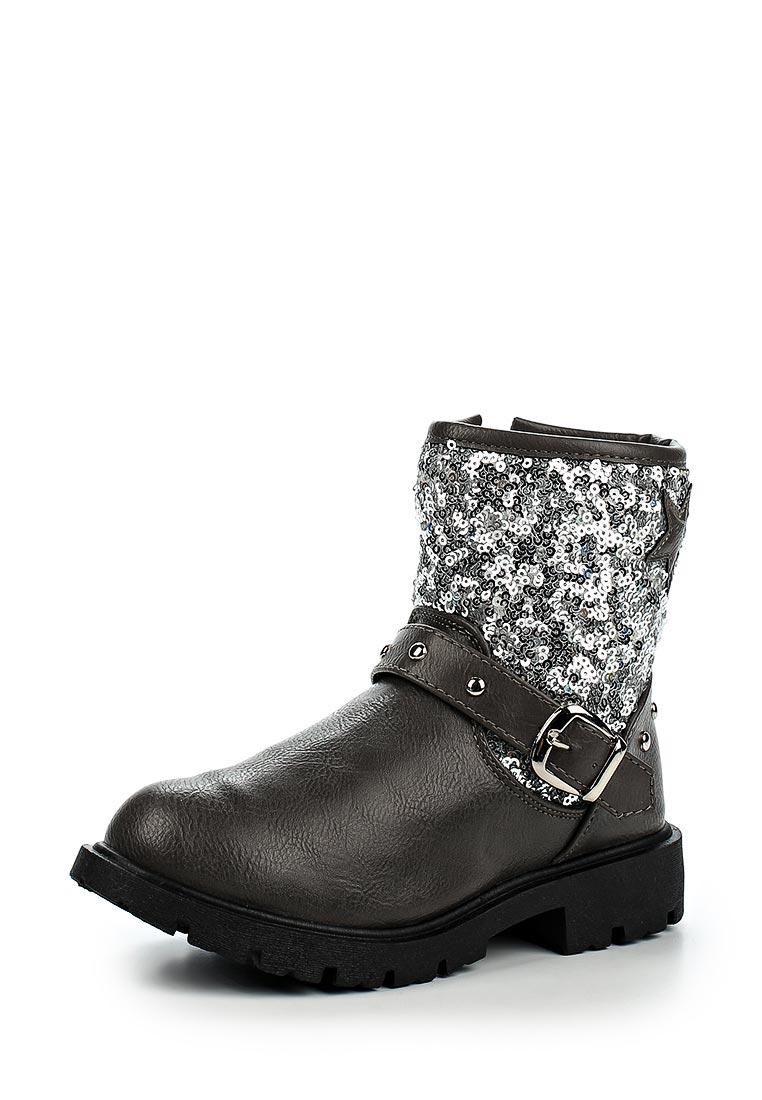 Ботинки для девочек Modis (Модис) M181A00014