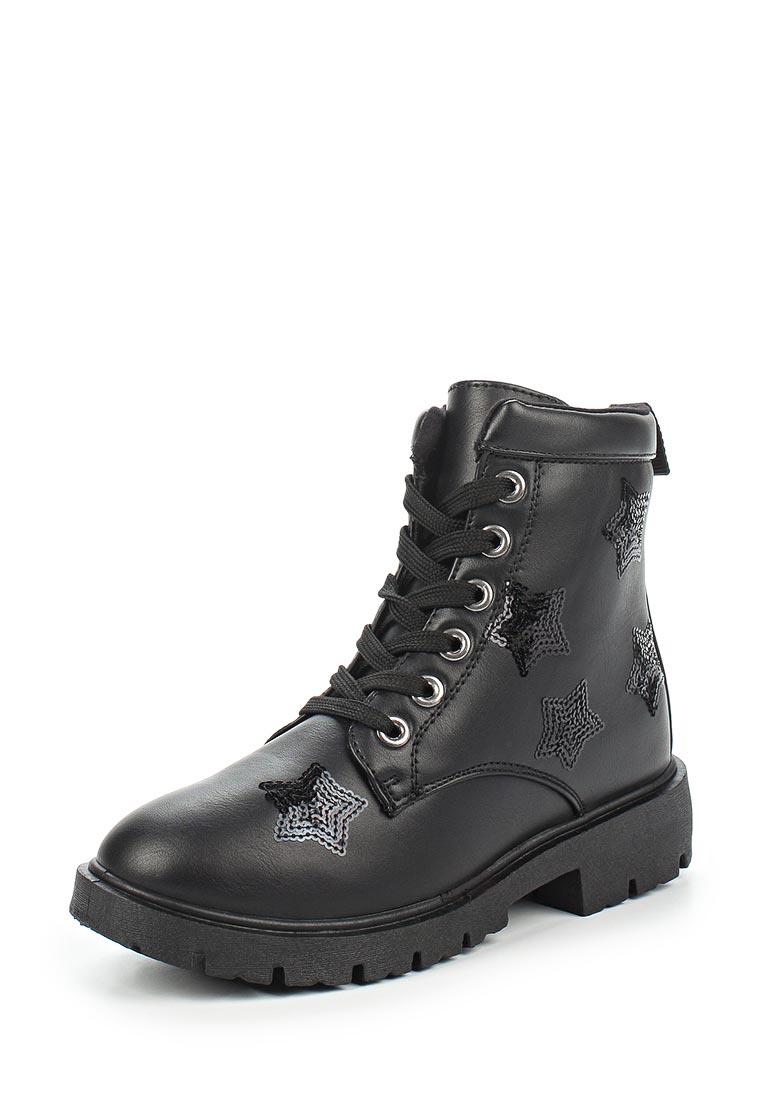Ботинки для девочек Modis (Модис) M181A00016