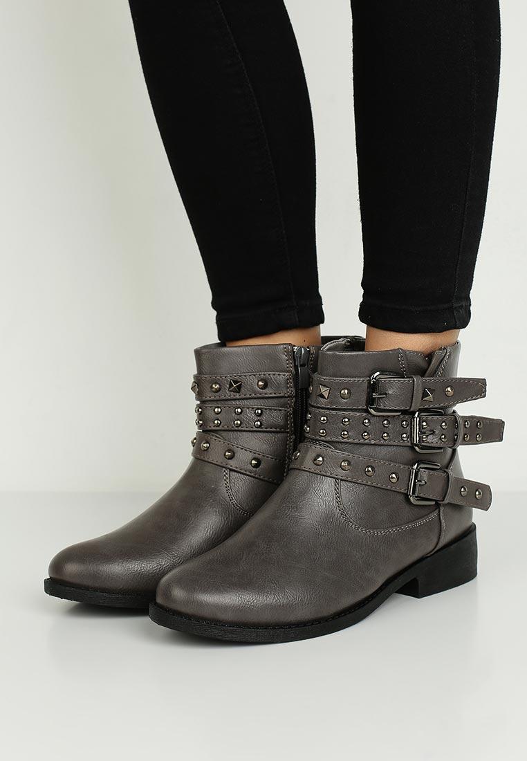 Женские ботинки Modis (Модис) M181A00001: изображение 5
