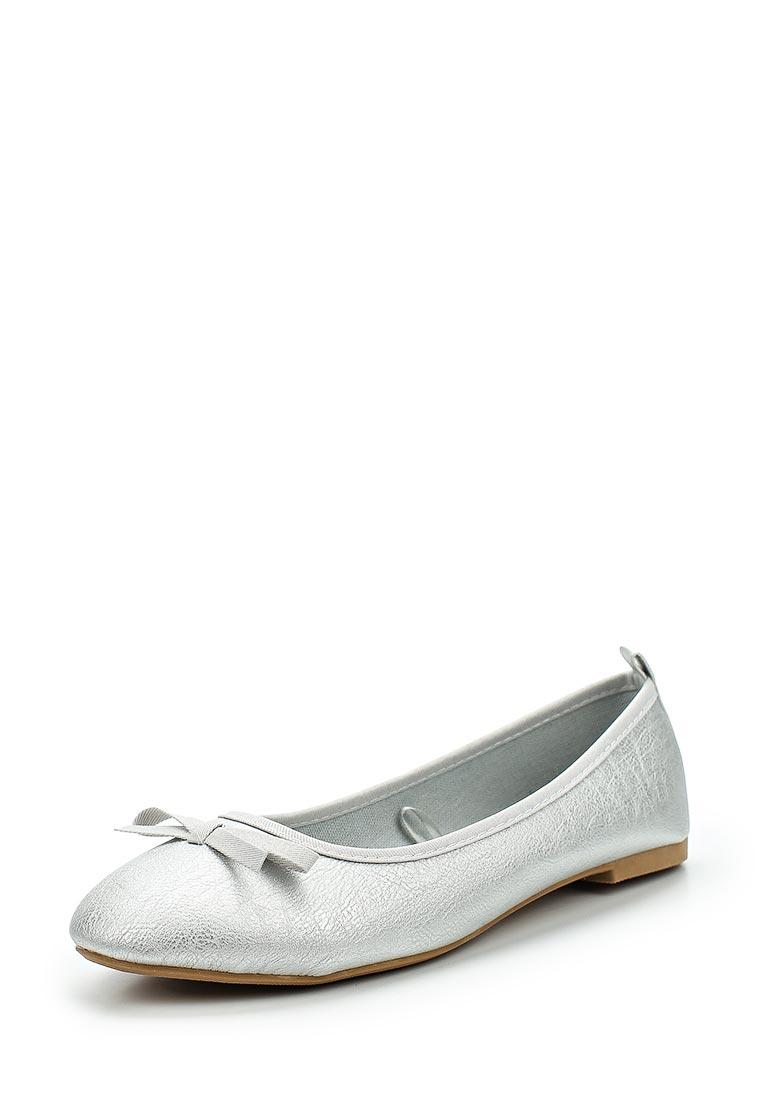 Женские балетки Modis (Модис) M181A00411