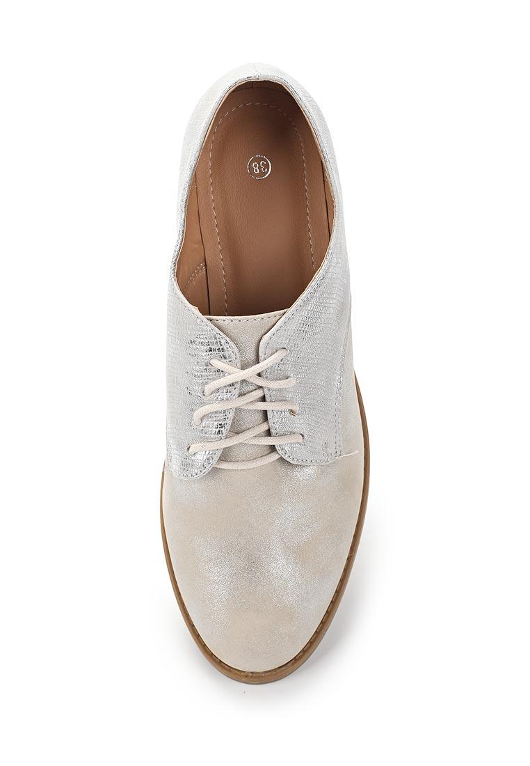 Женские ботинки Modis (Модис) M181A00414: изображение 4
