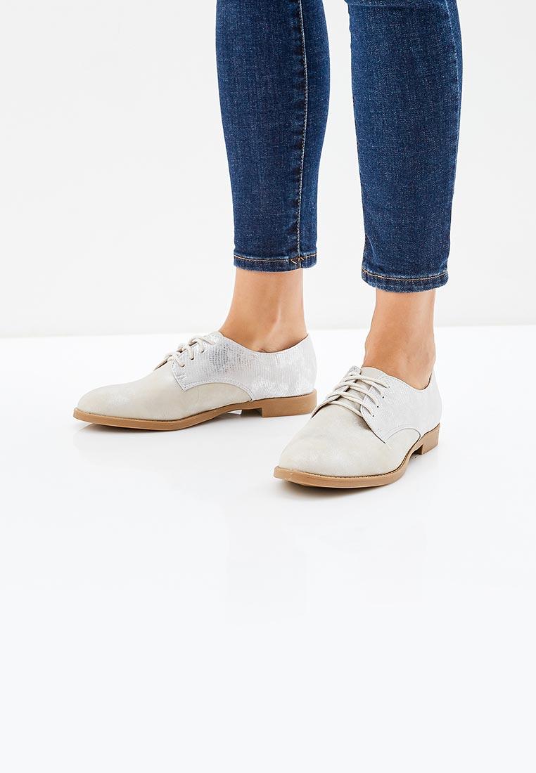 Женские ботинки Modis (Модис) M181A00414: изображение 5