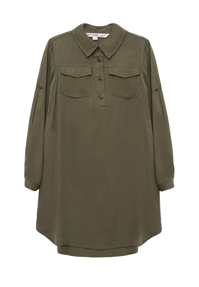 Повседневное платье Modis (Модис) M181K00698