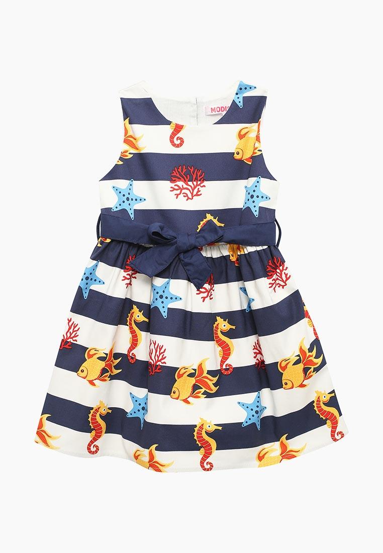 Повседневное платье Modis (Модис) M181K00940
