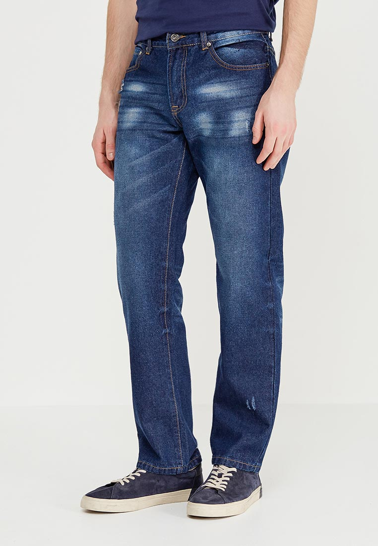 Мужские прямые джинсы Modis (Модис) M181D00007