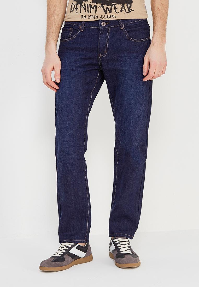 Мужские прямые джинсы Modis (Модис) M181D00008