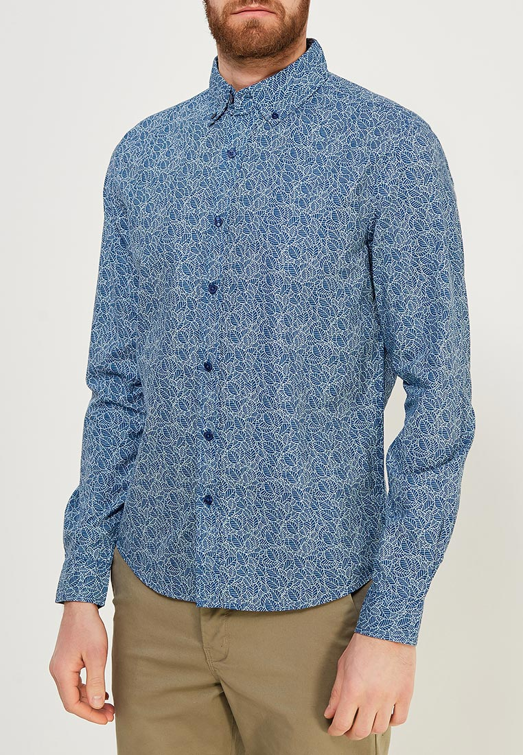 Рубашка с длинным рукавом Modis (Модис) M181M00068