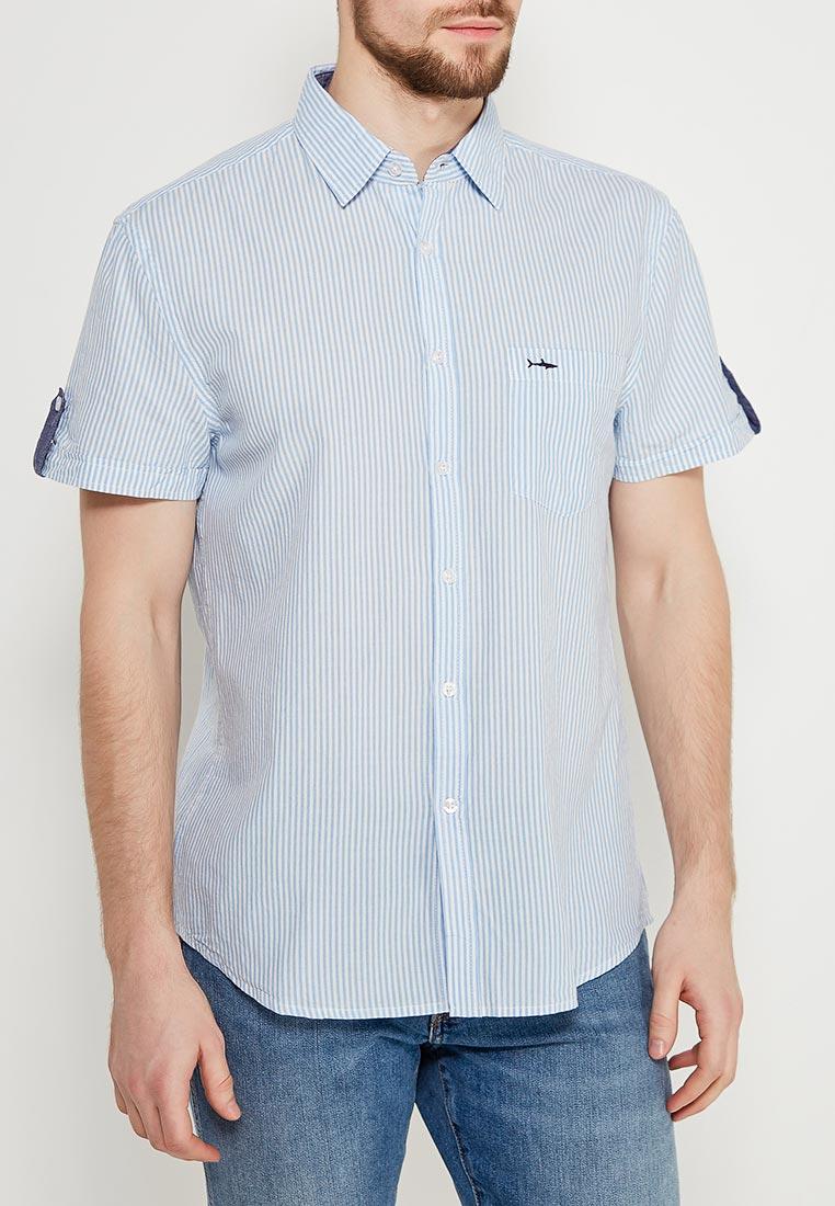 Рубашка с коротким рукавом Modis (Модис) M181M00151