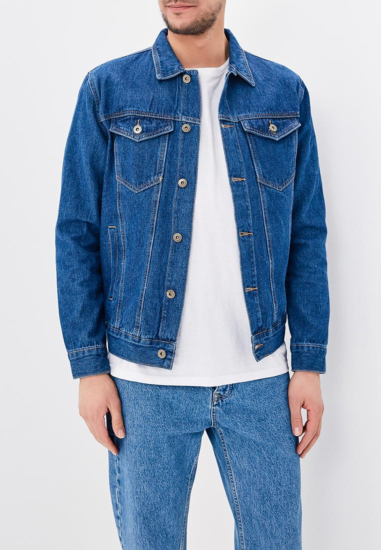 Джинсовая куртка Modis (Модис) M181D00185