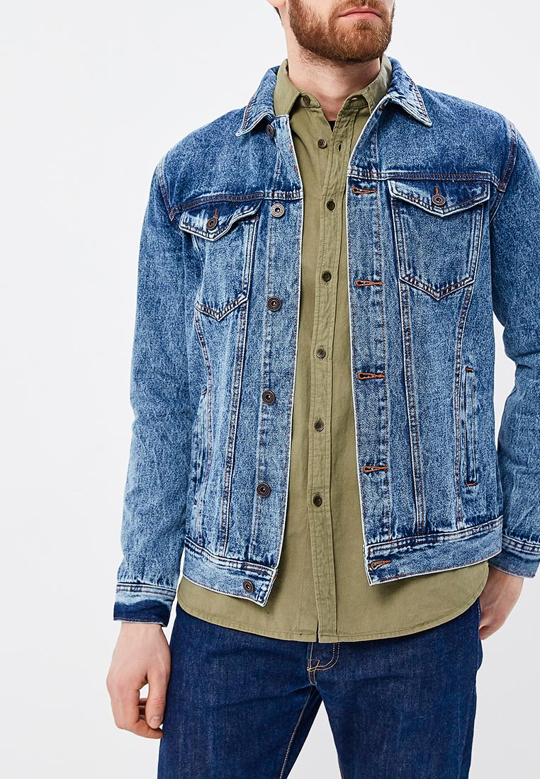 Джинсовая куртка Modis (Модис) M181D00187
