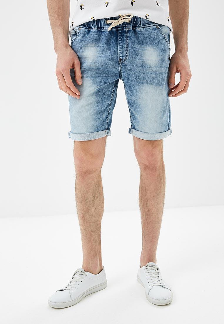 Мужские джинсовые шорты Modis (Модис) M181D00261