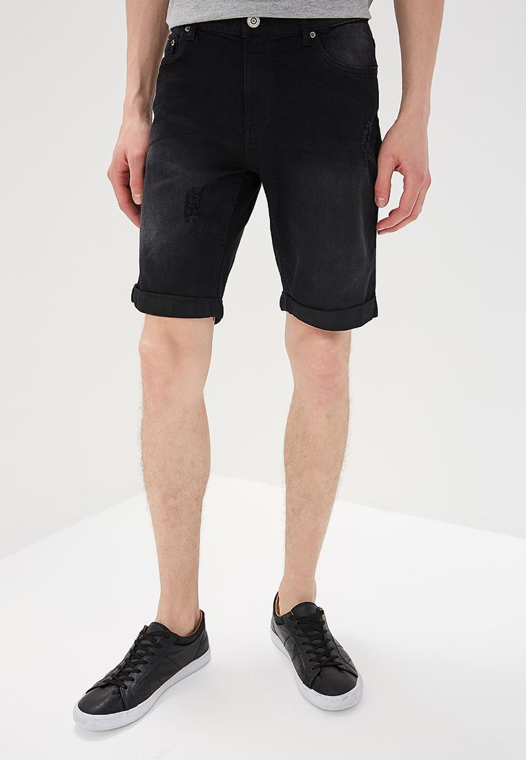 Мужские джинсовые шорты Modis (Модис) M181D00258
