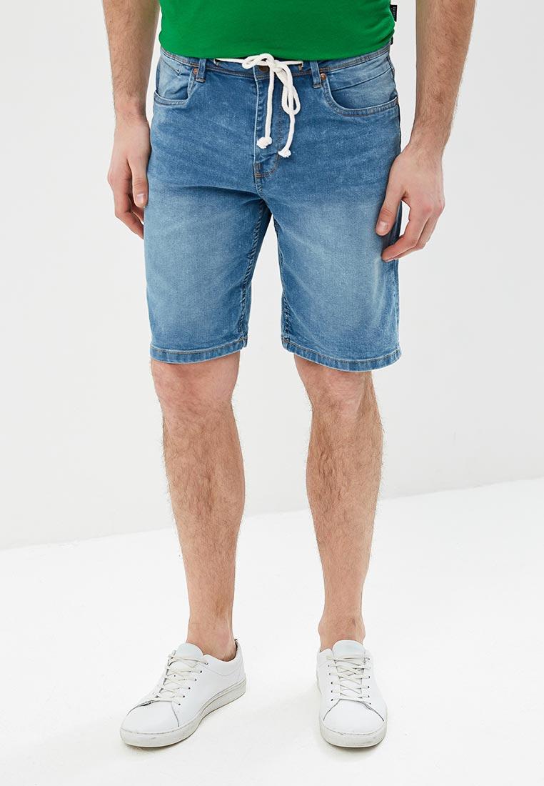Мужские джинсовые шорты Modis (Модис) M181D00266