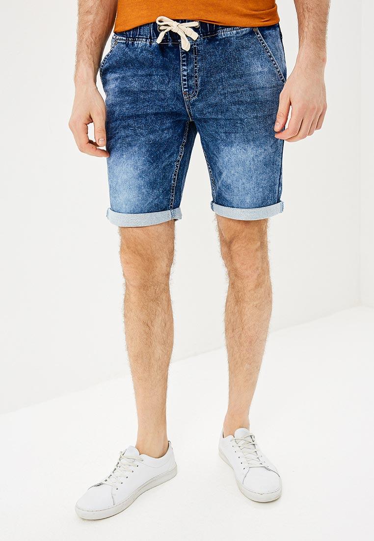 Мужские джинсовые шорты Modis (Модис) M181D00260