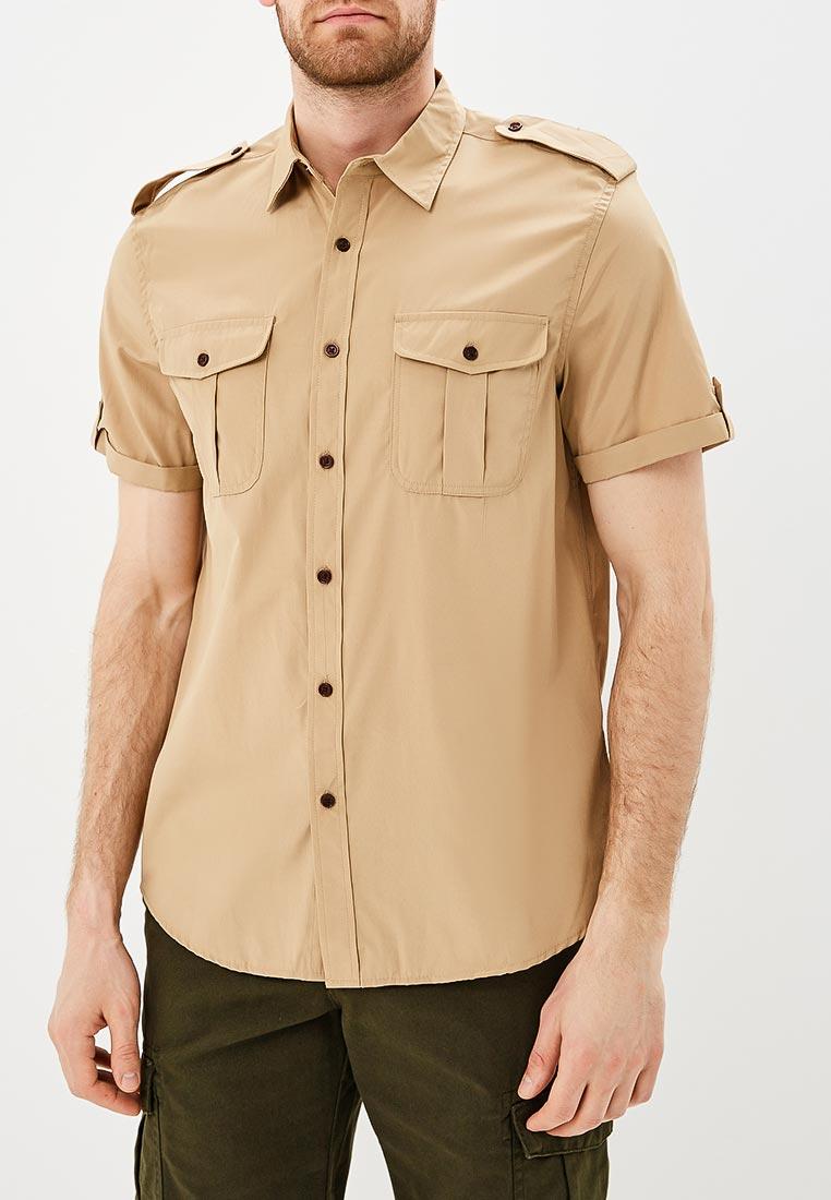 Рубашка с коротким рукавом Modis (Модис) M181M00234