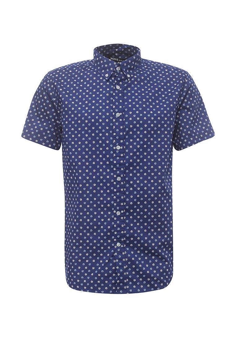 Рубашка с коротким рукавом Modis (Модис) M171M00304