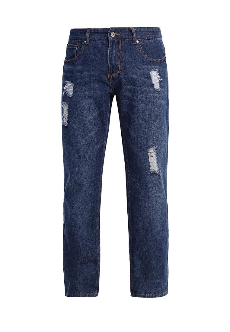Мужские прямые джинсы Modis (Модис) M171D00082