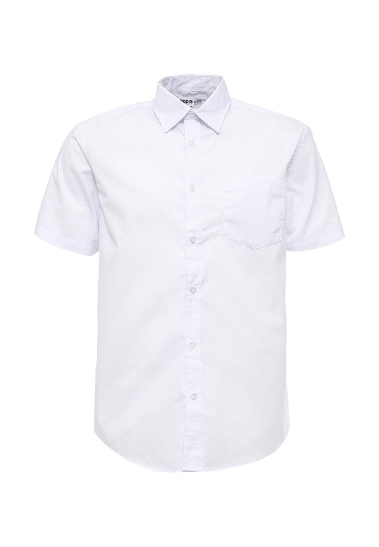 Рубашка с коротким рукавом Modis (Модис) M171M00306