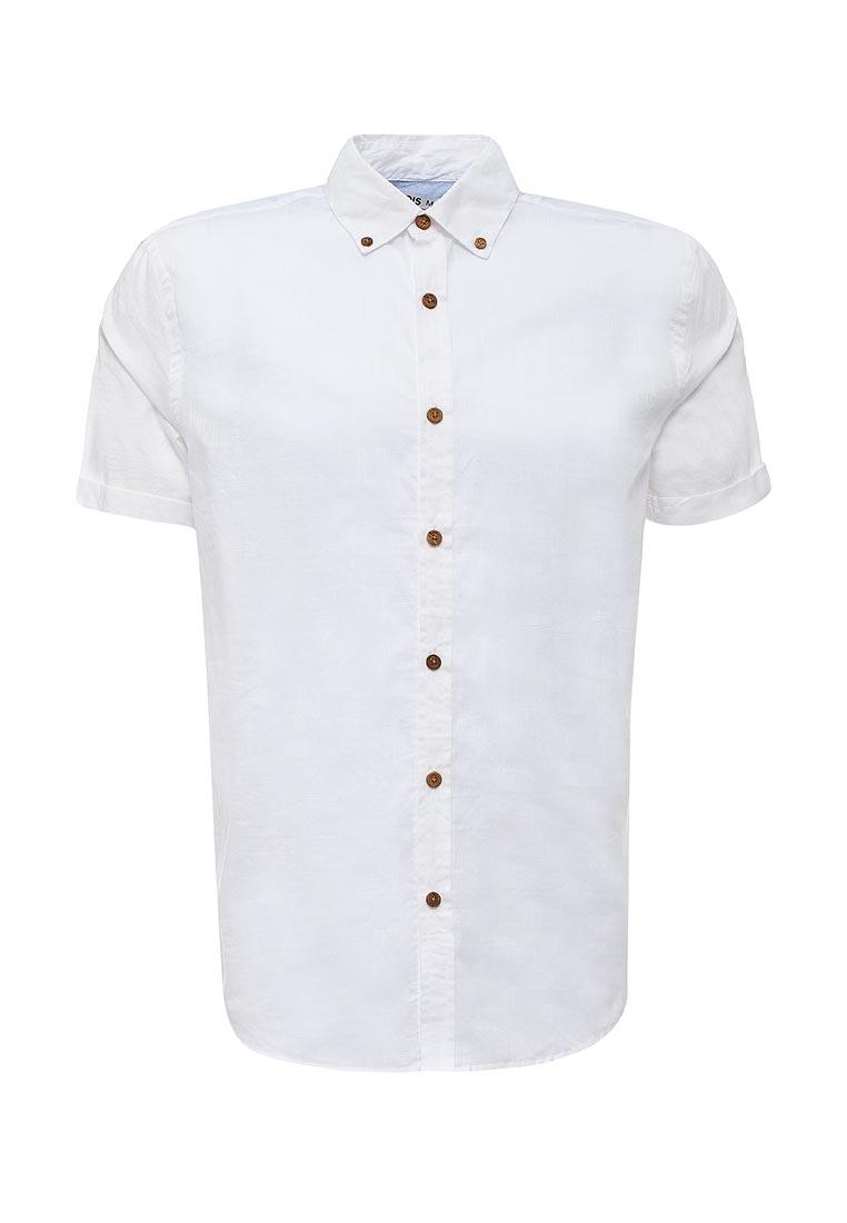 Рубашка с коротким рукавом Modis (Модис) M171M00360