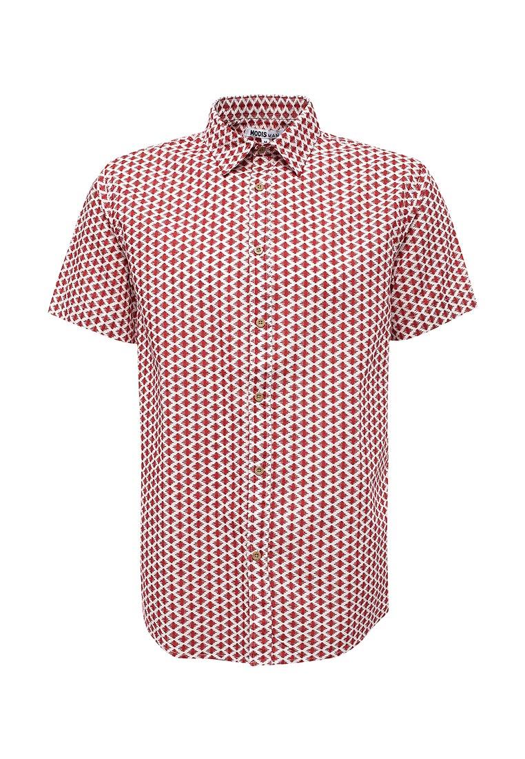 Рубашка с коротким рукавом Modis (Модис) M171M00373