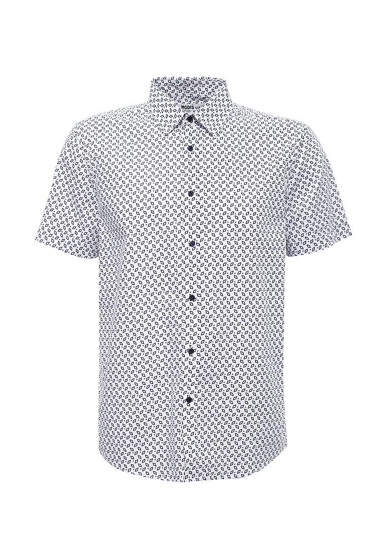 Рубашка с коротким рукавом Modis (Модис) M171M00375