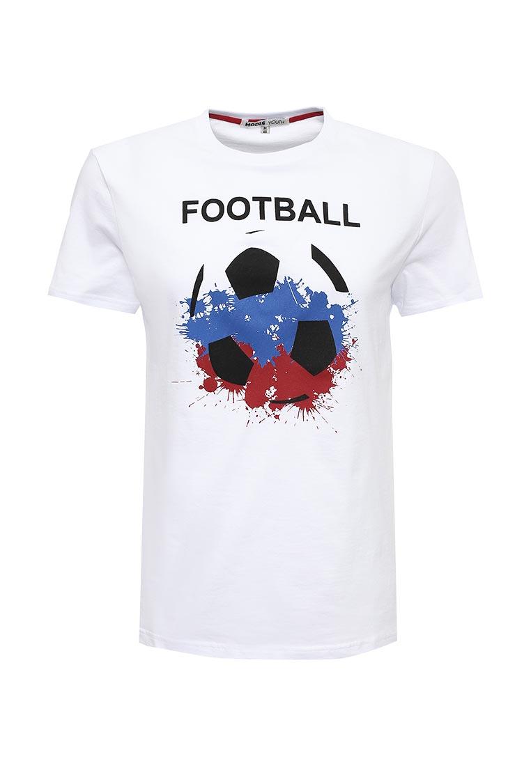 Футболка с коротким рукавом Modis (Модис) M171M00488