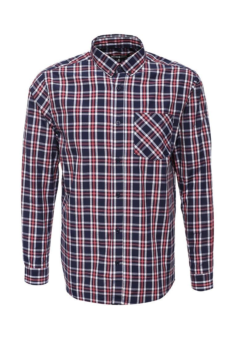 Рубашка с длинным рукавом Modis (Модис) M172M00071