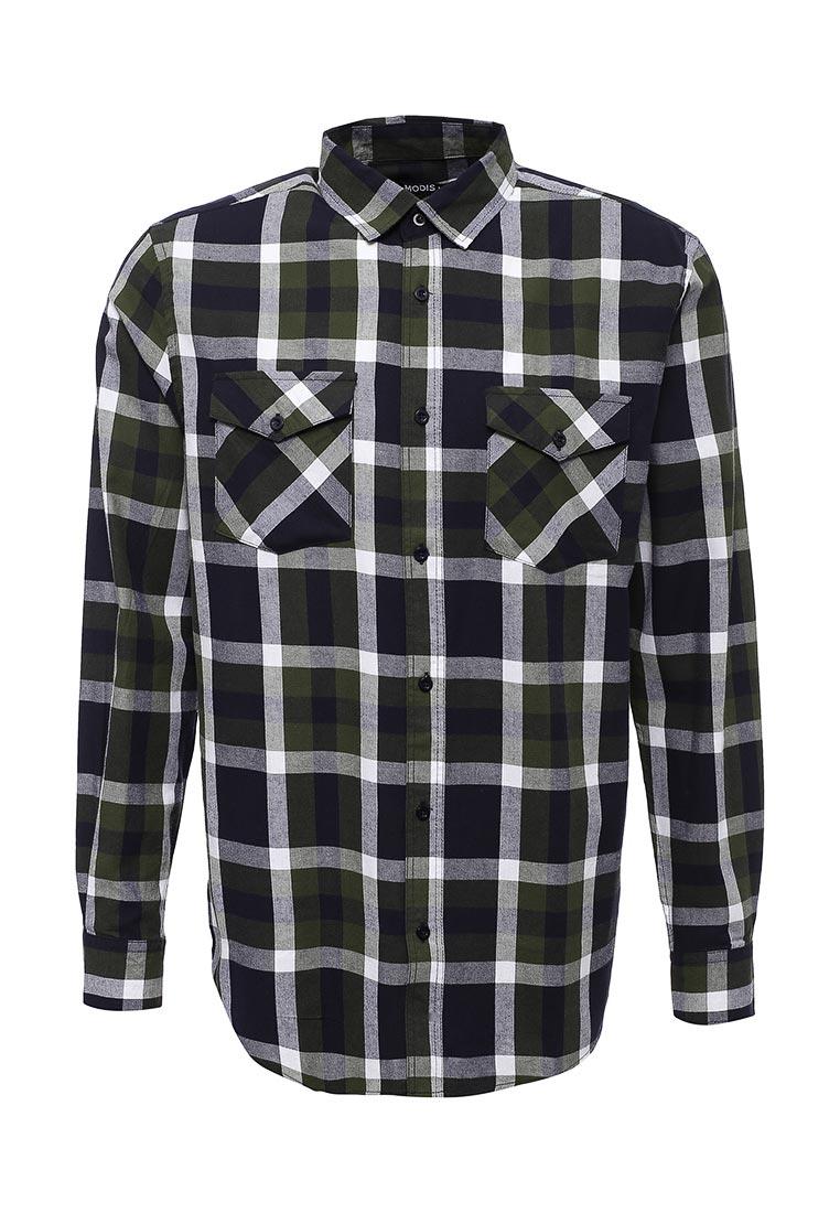 Рубашка с длинным рукавом Modis (Модис) M172M00092
