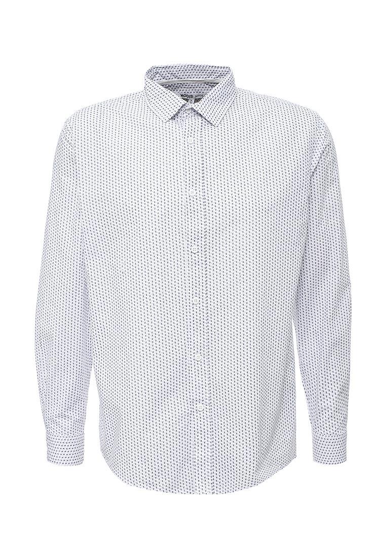 Рубашка с длинным рукавом Modis (Модис) M172M00100