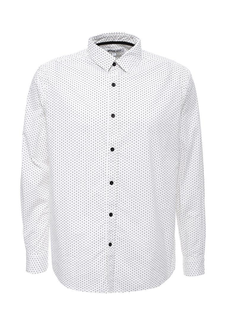 Рубашка с длинным рукавом Modis (Модис) M172M00101